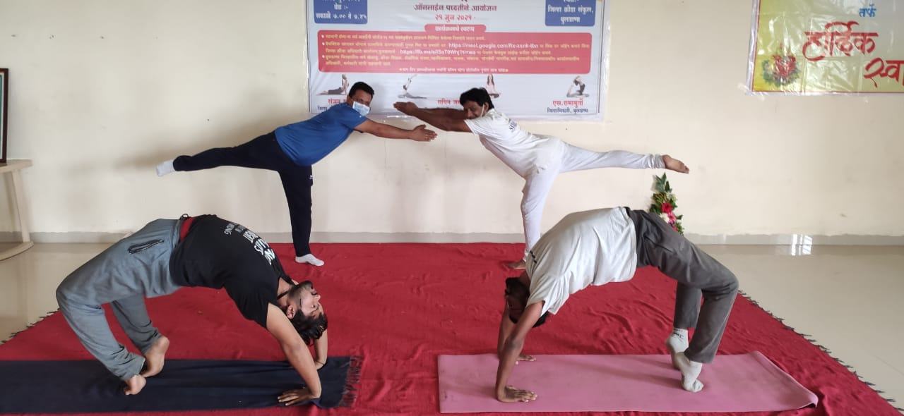 International Yoga Day 21 June 2021